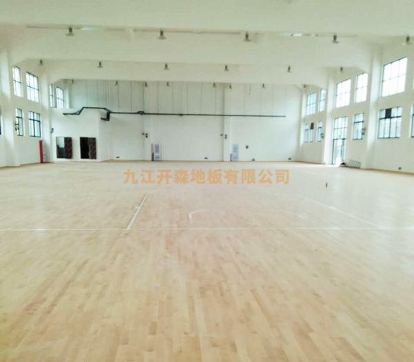 湖北省黄石市阳新初级中学篮球馆及舞蹈